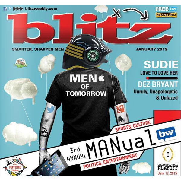 2014 - Blitz Weekly Culture Winner