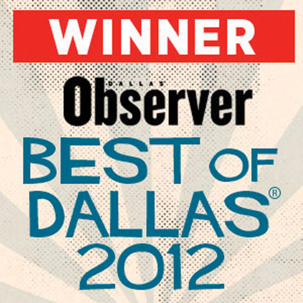 2012 - Best Festival - Dallas Observer