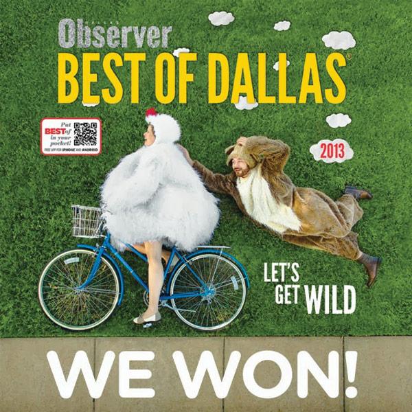 2013 - Best Festival - Dallas Observer